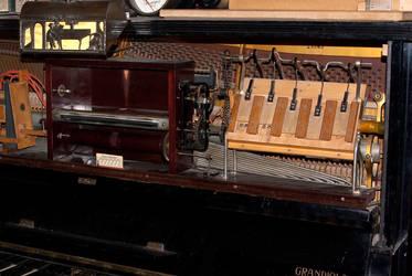 Pianola Museum, Amsterdam 04 by steppeland