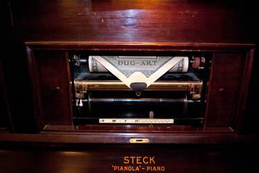 Pianola Museum, Amsterdam 07 by steppeland