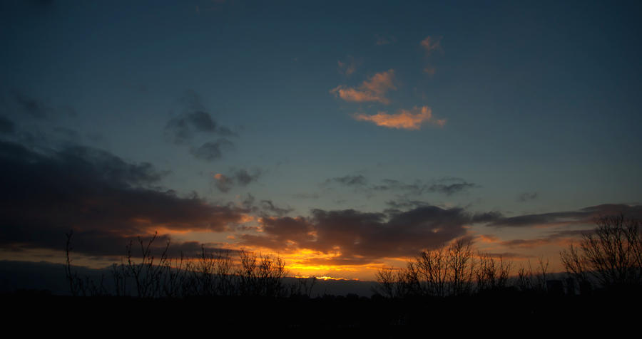 Another gorgeous sunset 1 by steppeland