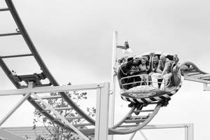 Roller coaster madness by steppeland