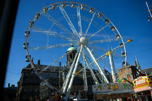 XXL - Ferris Wheel Amsterdam Dam