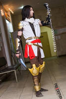 Prince of Persia cosplay by Alastor-Viy