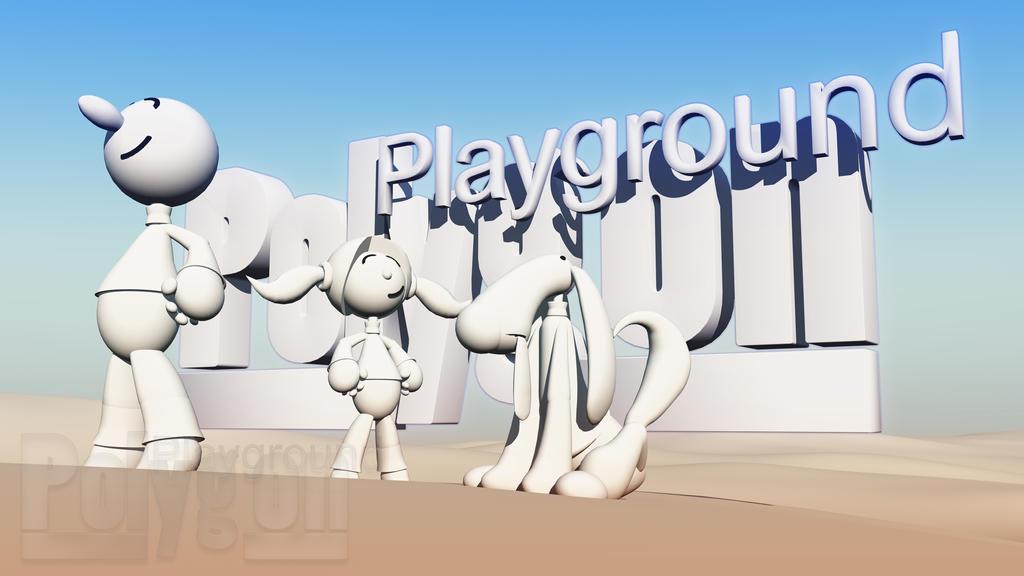 PolygonPlaygroundLand01