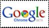 Stamp Google Chrome Beta by JapanCarsDesign