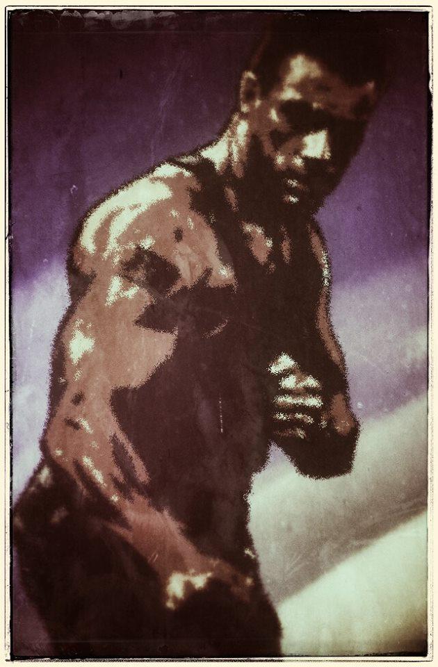 Van Damme's Guile by ArtbyFabian83