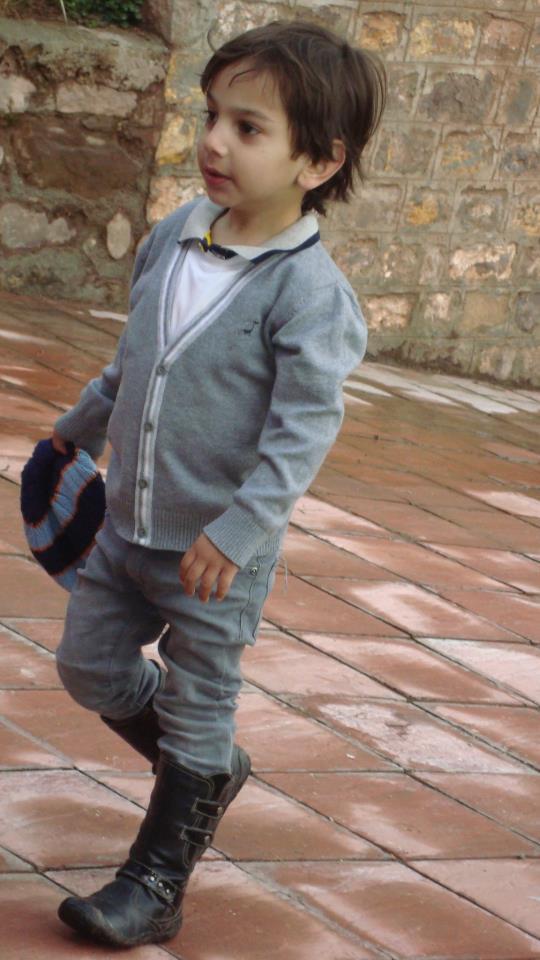 Lil prince Charming by xeeshi