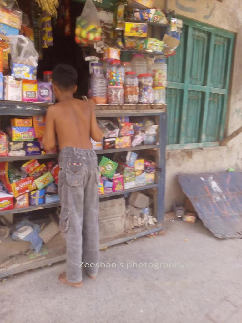 shopping by xeeshi