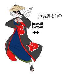 Kemuri Shitono -Naruto FanFic Osamaru's Balance-