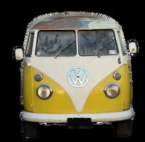 VW Van PNG Stock by jojo22