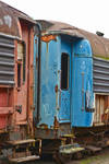 Train Carriage Stock