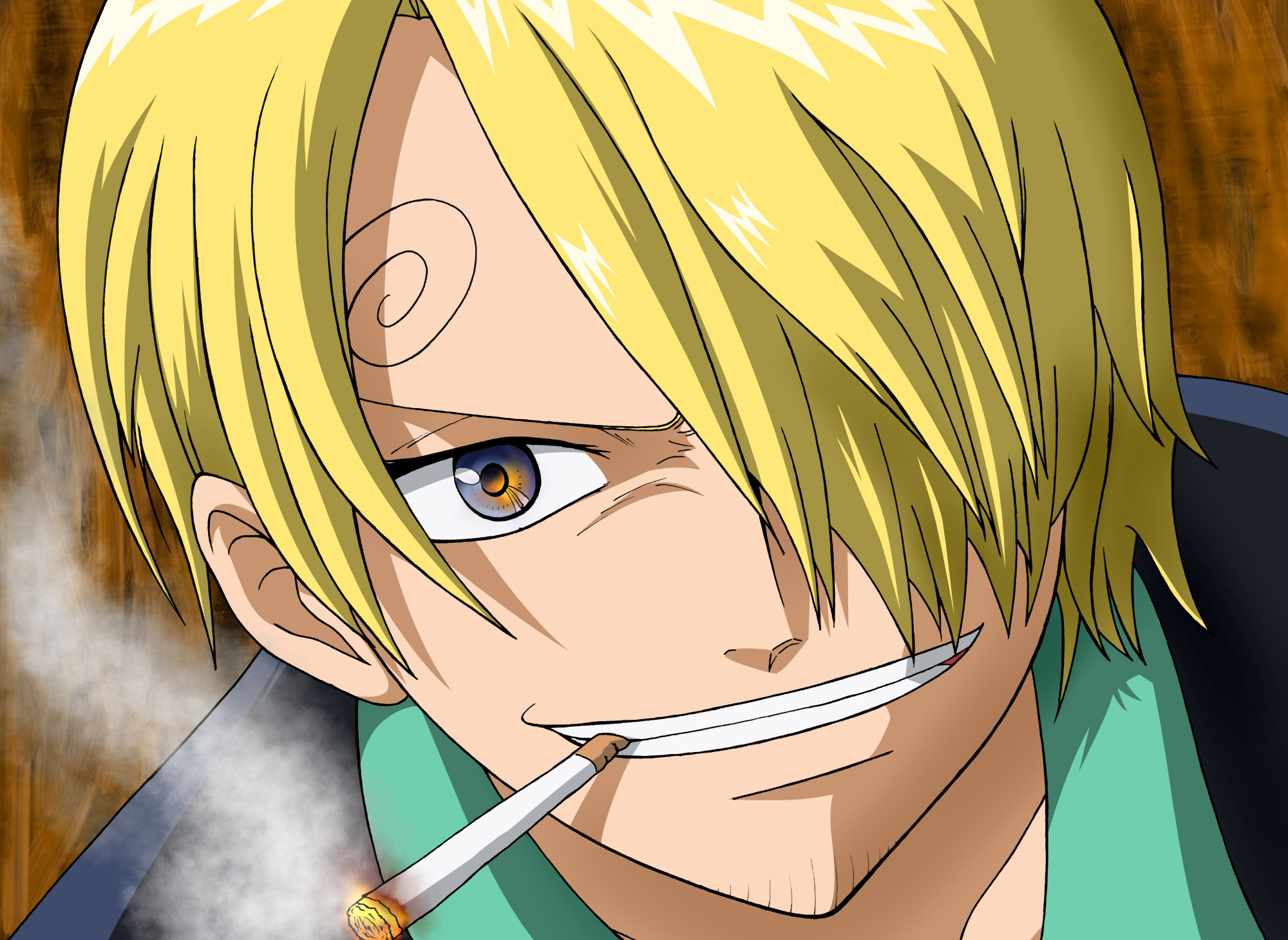 [JEU FLOOD] Je veux........ - Page 2 My_avatar__Sanji_Kun_colored_by_KaenDD