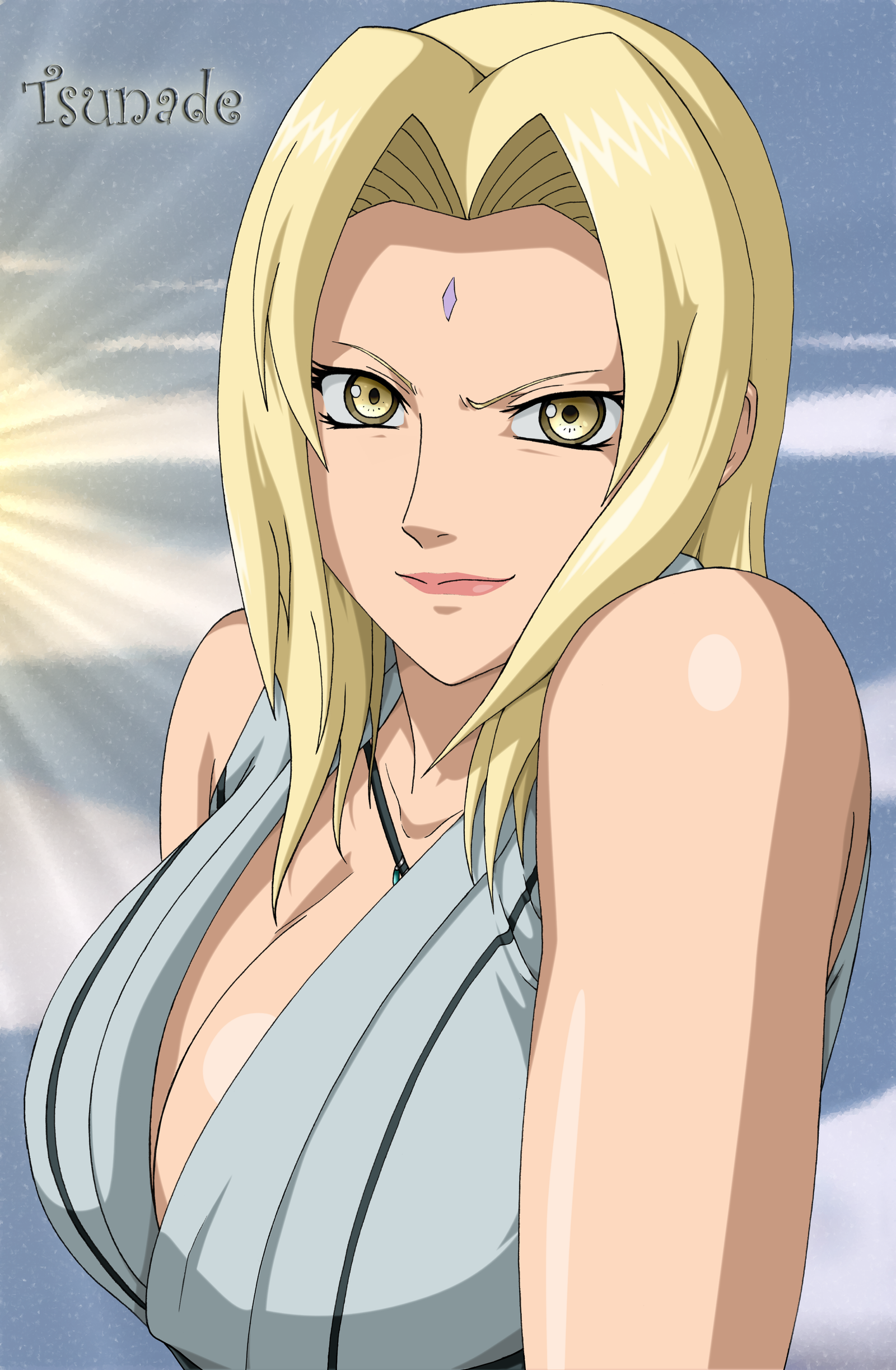 Sexy Tsunade from Naruto by KaenDD on DeviantArt