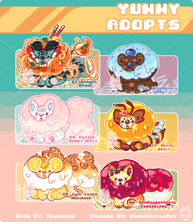 Yummy Adopts Auction [OPEN]