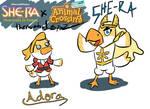 Animal Crossing Adora