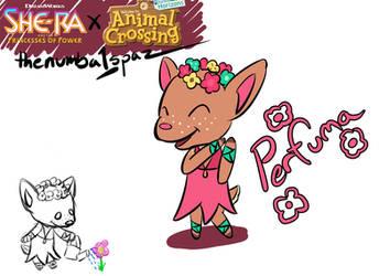 Animal Crossing Perfuma