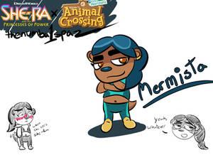 Animal Crossing Mermista