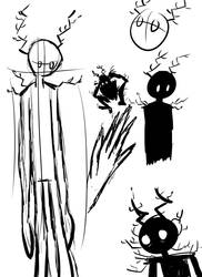Forest Giant Cryptid Sheet