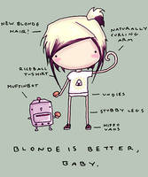 Blondie ID by 0xo