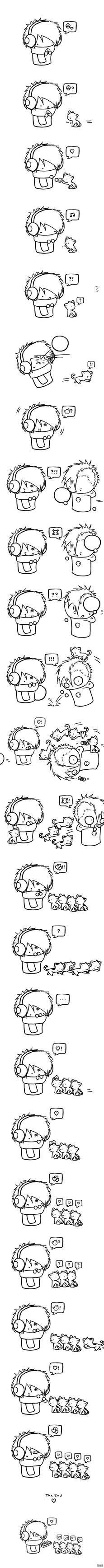 Cupcake - A Tiny Comic by 0xo