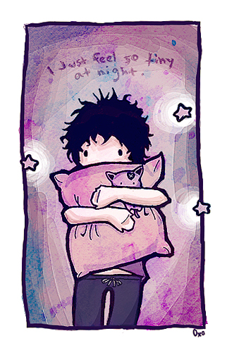 TinyNight by 0xo - Anime AvatarLar ~