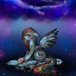 MLP Rainbow Dash | In the Rain