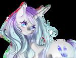 MLP OC | Icy Crystal