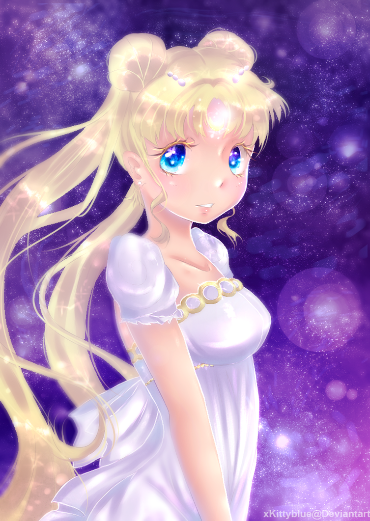 Sailor Moon by xKittyblue