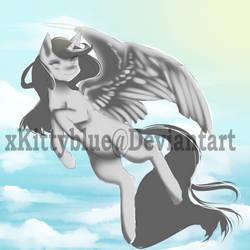 Angel YCH | CLOSED by xKittyblue