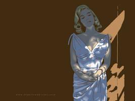 Marilyn my dear 03 by hamdiggy
