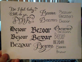Bezoar by hamdiggy