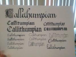 Callithumpian by hamdiggy