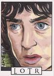 Sketchcards - LOTR - Frodo