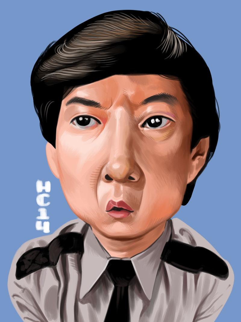 Benjamin Chang by hamdiggy