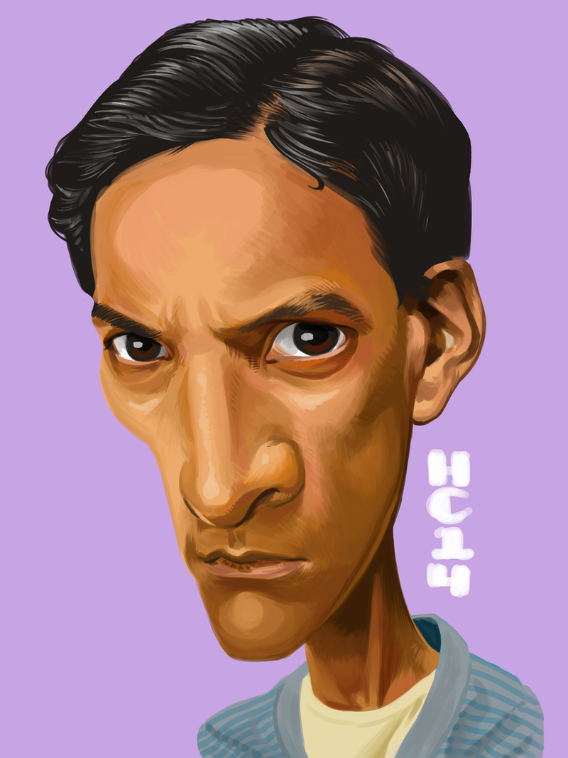 Abed Nadir by hamdiggy