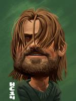 Jamie Lannister by hamdiggy