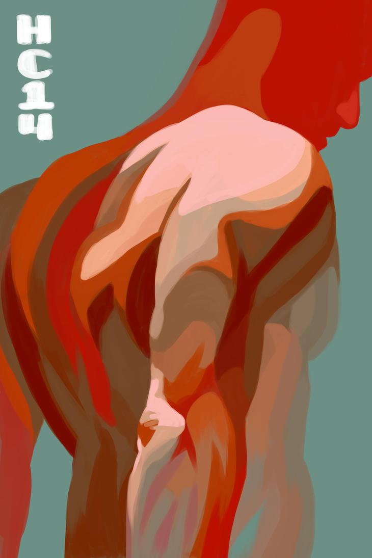 A figure of man by hamdiggy