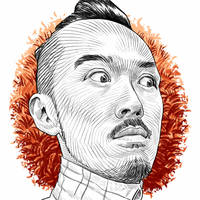Quickwork of @martinhsuart  by hamdiggy