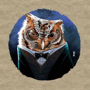 Bowleresque Owl