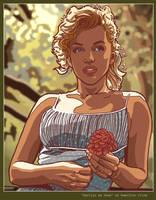 marilyn my dear by hamdiggy