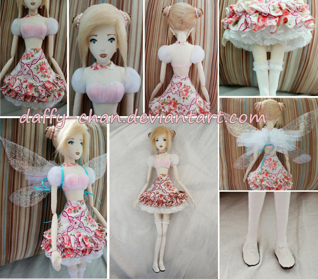 Alfi doll by Daffy-chan