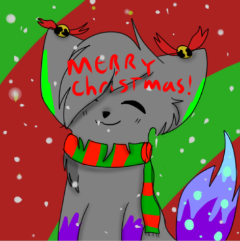 Merry Christmas! by Stormtehwolf