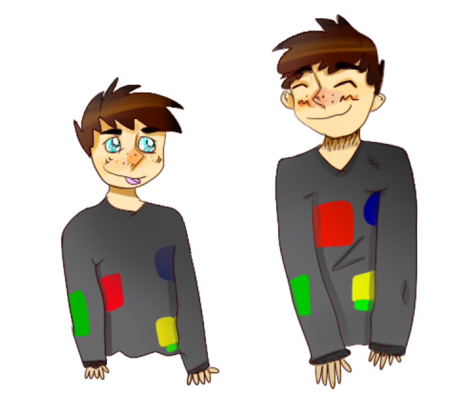 Gay Jumper 96