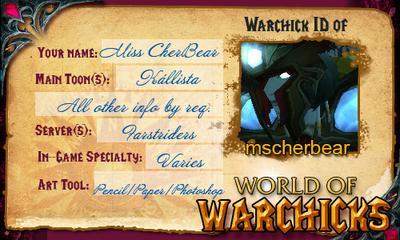 mscherbear's Profile Picture