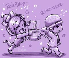 Audi: Chibi RainDrop~ + EXtremeLee
