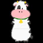 Random: Cow Polo -Color-