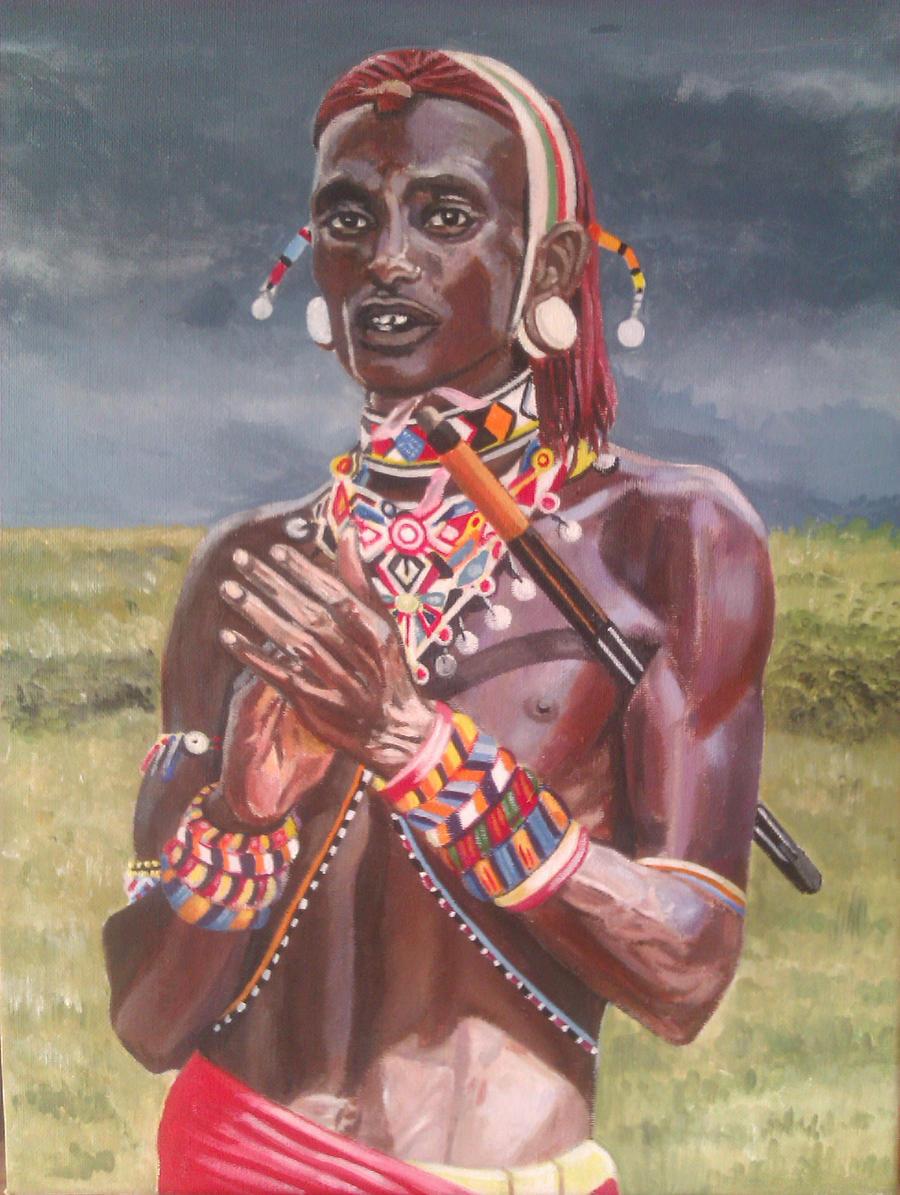 Masai warrior xxx naked video