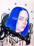 Billie Eilish by AmandaDarko