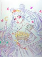Neo Queen Serenity by AmandaDarko