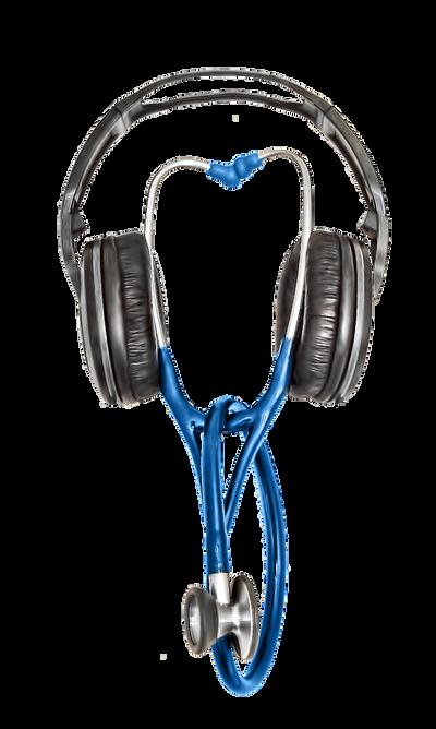 Blue MusicScope by FloresKruuse