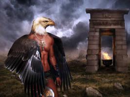Eagles' World by misha167